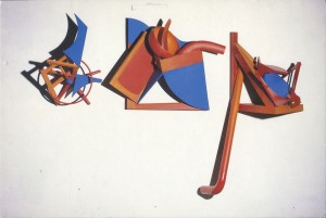 King Plow Art Centre, Atlanta, USA, 1996