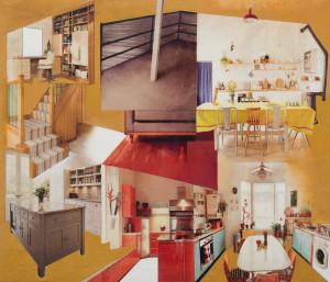 Rock the House 2014 - 95 x 81cms